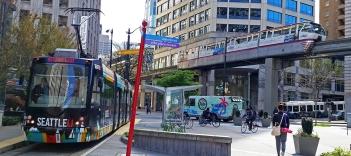 Photo of Streetcar at Westlake Station