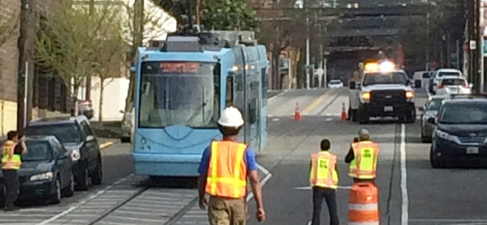 Photo of Streetcar Testing