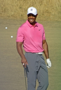 Photo of Tiger Woods