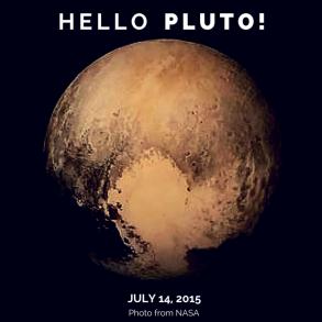 Photo of Pluto