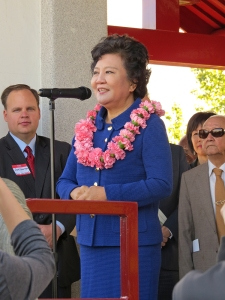 Photo of Minister Qiu