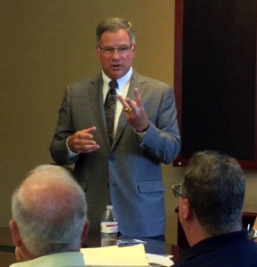 Photo of Pierce County Executive