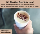 Coffee Vote-11-8-16