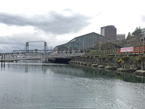 Photo of Foss Waterway Seaport and water