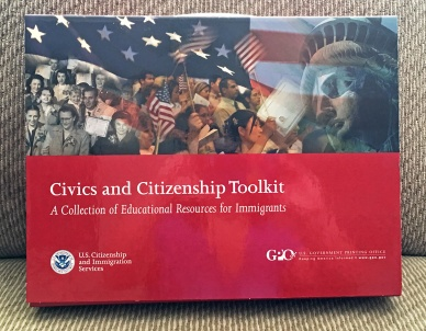 Photo of citizenship tool kit