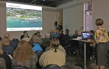 Dickman Mill project explained at open house