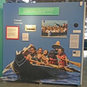Photo of Canoe Journey at Seaport